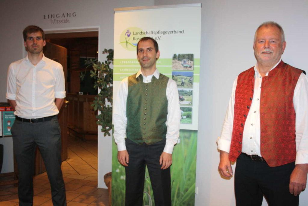 Neuwahlen beim Landschaftspflegeverband Rosenheim